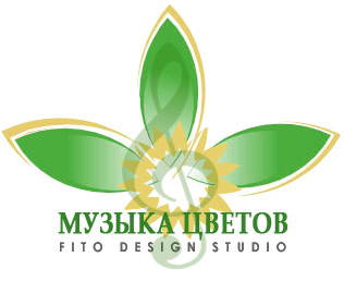 Разработка логотипа фито дизайн