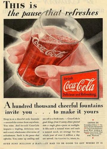 Кока кола основание компании год перно напиток купить